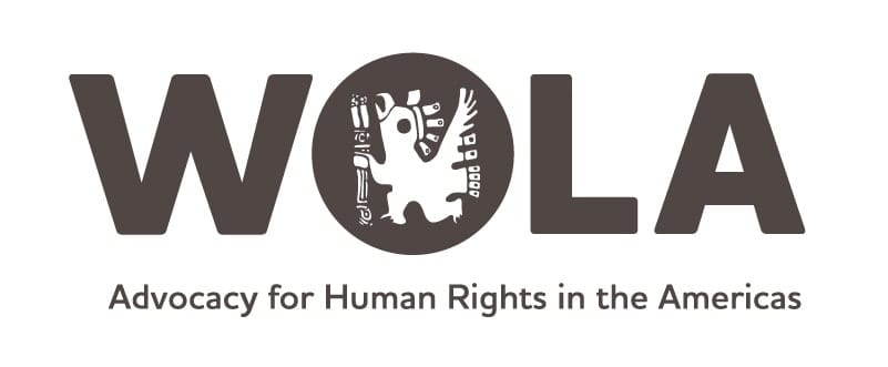 WOLA: Advocacy for Human Rights in the Americas Logo