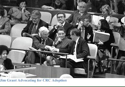 Jim Grand Advocating for CRC Adoption