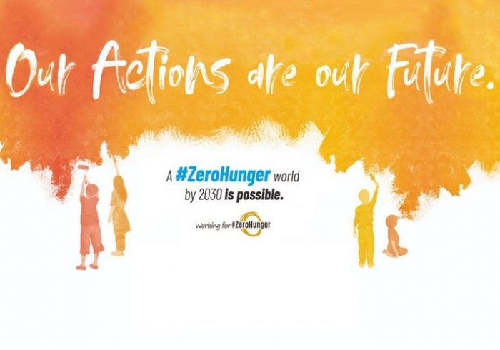 Our Actions are our Future Poster