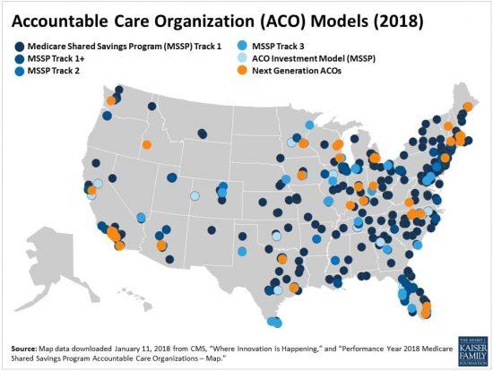 Accountable Care Organization Models