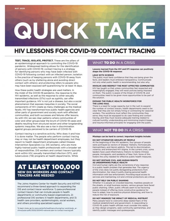 Cover of Quick Take