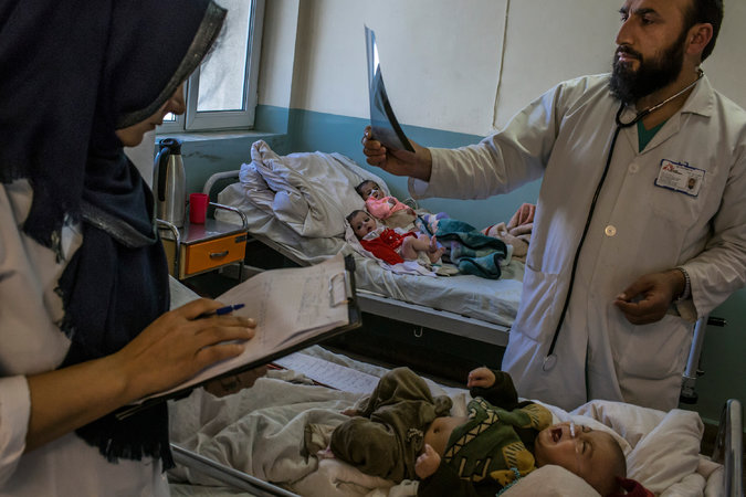 NYT 2-26-14 http://www.nytimes.com/2014/02/26/world/asia/aid-group-in-afghanistan-says-many-still-lack-access-to-health-care.html