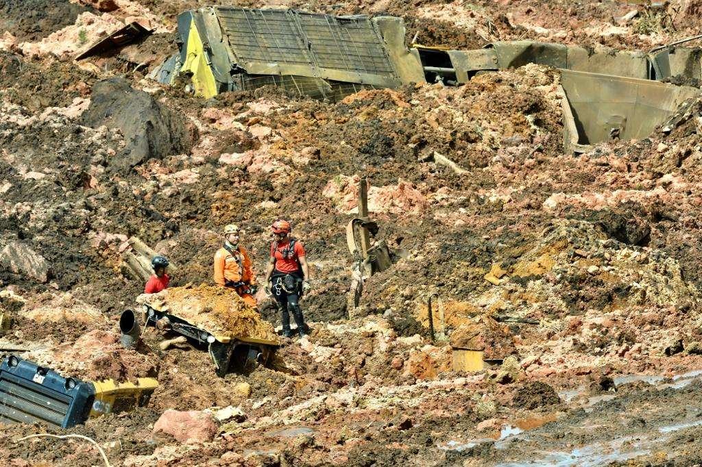 Mining Dam Collapse