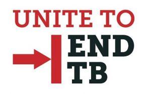 Unite to End TB logo
