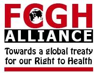 Framework Convention on Global Health Logo