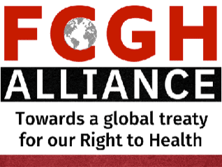 Framework Convention on Global Health Alliance Logo