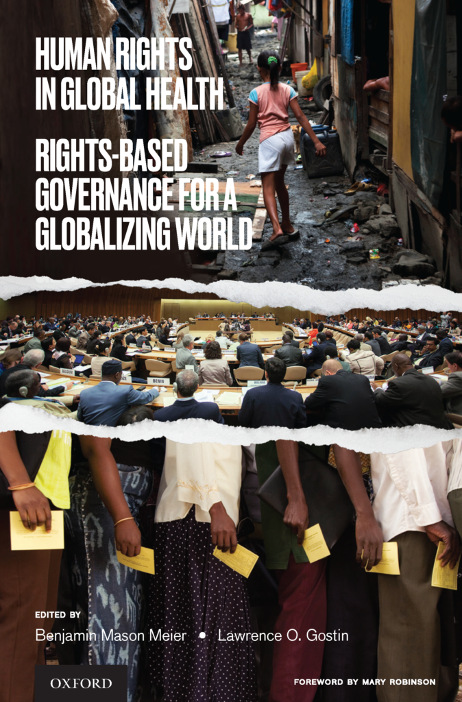 Cover, Human Rights in Global Health: Rights-Based Governance For a Globalizing World