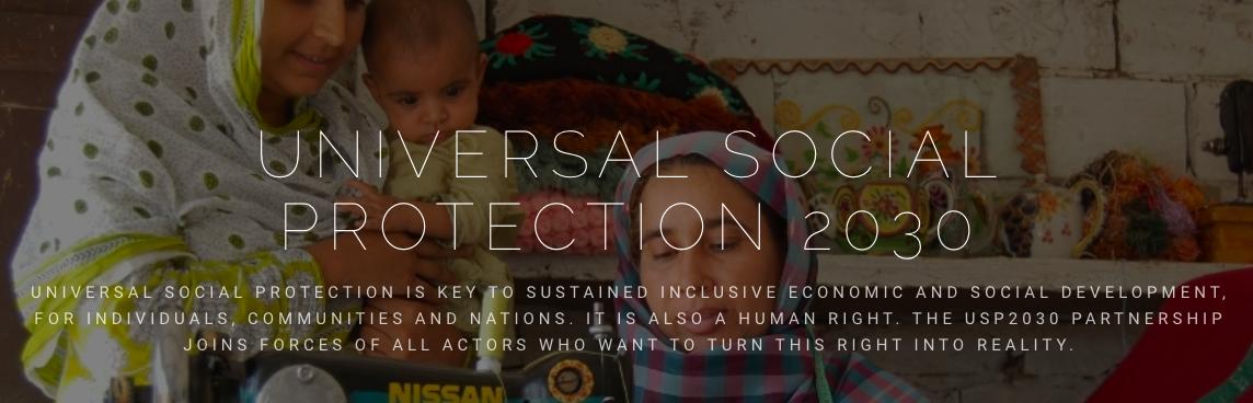 Universal Social Protection 2030