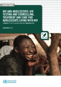 HIV and Adolescents
