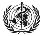 logo for World Health Organization