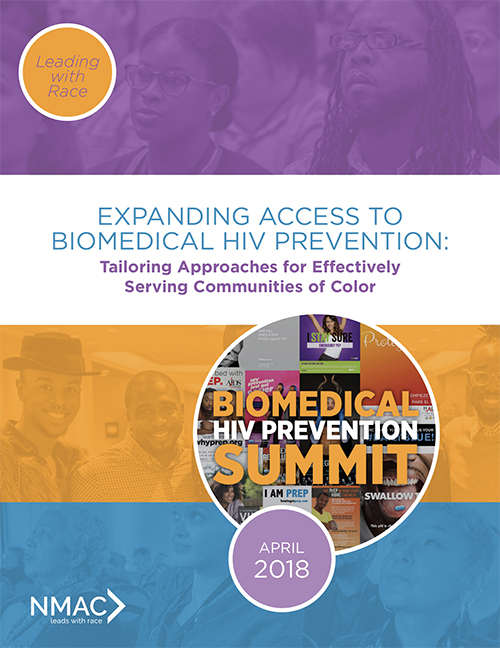 Expanding access to biomedical HIV prevention