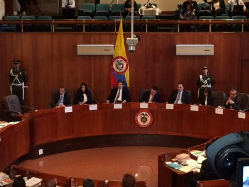 Colombia's constitutional court