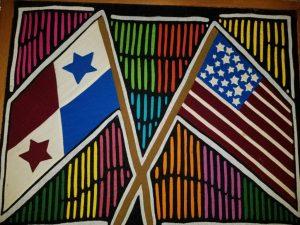 Mola folk art of the indigenous Guna people of Panama