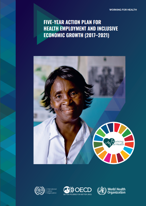Five year action plan for health employment and inclusive economic growth