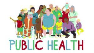 illustration of public health
