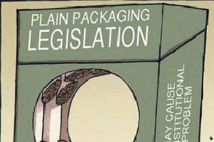 Plain Packaging Legislation