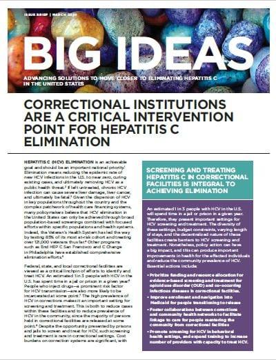 Big Ideas report cover